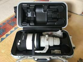 Canon lens 500mm f4 mkii