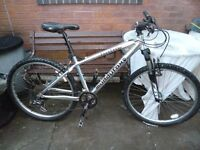 MUDDY FOX MENS MOUNTAIN BIKE