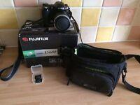 Fujifilm FinePix S5600 Zoom Digital Camera - Black (5.0MP, 10x Optical Zoom) 1.8 inch LCD