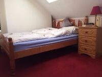 JULY-SEPT double room, all bills included