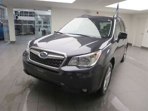 2016 Subaru Forester 2.5i commodité
