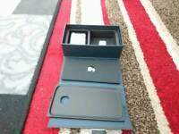 New Samsung galaxy S7 box only