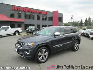 2014 Jeep Grand Cherokee Limited, 5.7L Hemi  local/no accidents