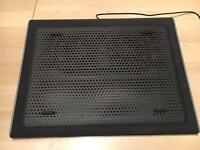 Targus laptop cooling pad/fan tray