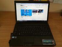 ASUS Windows 10 Core i3 laptop