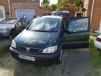 Vauxhall Zafira 1.6 Comfort petrol
