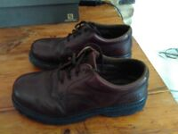 CAT Men's leather shoes