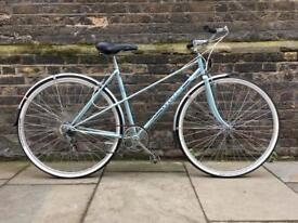 """Stunning Vintage Ladies PEUGEOT PROVENCE Town Road Bike - Restored 80s Classic - 20.5"""" Frame"""