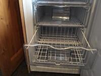 EGL 4 draw under counter freezer