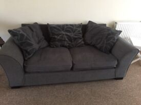 Nice , clean Sofa , Selling due to move .