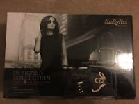 Babyliss designer collection premium overnight bag with 2100W hair dryer brand new with packaging
