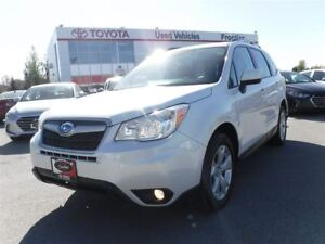 2015 Subaru Forester 2.5i Touring Package / Foglights / Alloy Wh