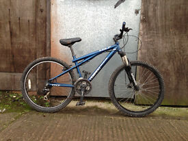 GT Tempest 16inch hardtail mountain bike