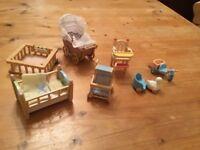 Sylvanian Baby Equipment