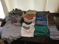Bundle of boys cloths 12- 18 mths good condition