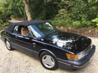 Amazing Classic Saab,full recent overhaul,£2000 Spent,Abbotts charge cooler and Stainless exhaust,