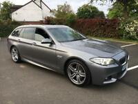 BMW 520D M SPORT TOURING ESTATE AUTO 2014 64 REG FSH FINANCE AVAILBALE FROM *£55 PER WEEK