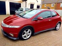 Honda Civic type s gt I 2.2 diesel manual 2008