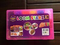 Loom Starz Assorted 3600 Bands - New - Boxed £5 ovno