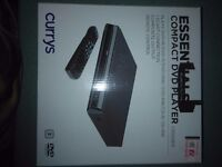 dvd player from comet never been opened unwanted gift RRP £30
