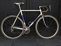 Gios Torino Compact 1987 Columbus Shimano Dura Ace size 57 vintage gears racer Italian bike bicycle
