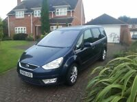 FORD GALAXY 1.8 tdcI GHIA 5dr (6 speed)