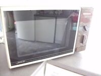 FOODCARE R744 650W MICROWAVE OVEN £18.00