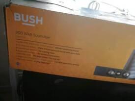 Bush soundbar