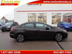 2014 Honda Civic+ 120K UPGRADEABLE WARRANTY EX