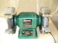 Fern 150W 2 wheel grinder.
