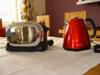 Breville Toaster and Kettle