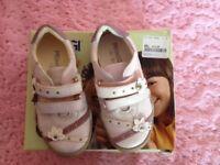 Girls infant 7 shoes