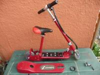 E- SCOOT FOR REPAIR OR SPARES