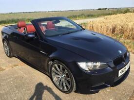 BMW m3 e92 convertible