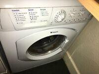 Quick sale - working hotpoint washing machine 6kg