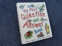 My First Question and Answer Book - Christmas present