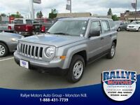 2016 Jeep Patriot Sport 2.4 Auto (5 spd's for $14,355)