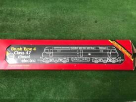 Hornby Railways, Class 47 Diesel Electric.
