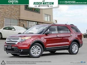 2014 Ford Explorer XLT 4WD PST PAID *Heated Seats - Dual Climate