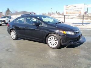 2012 Honda Civic EX!! SUNROOF!! CERTIFIED!