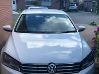 2012 White Volkswagen Passat 1.6tdi Bluemotion