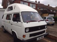 VW T25 Camper in great condition!
