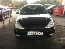 Ford Focus 2002 For Sale Cheap Perfect Runaround Diesel Manual Excellent Condition Car