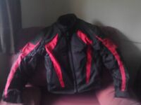 Milano sport motorcycle jacket.