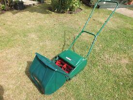 qualcast hand lawn mower