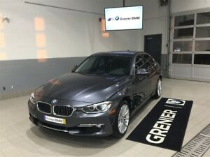 2014 BMW 328i xDrive Navigation+Cuir dakota+ 0.9%