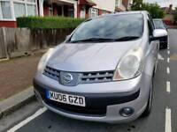 Nissan Note 2006 low mileage 103k 1 owner part exchange welcome recently service done
