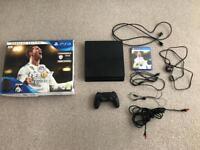 PlayStation 4 500GB & FIFA 18 Boxed