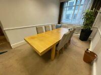 Boardroom / Large Meeting Table
