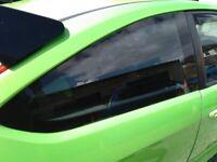 Ford Focus OS Rear Window Glass